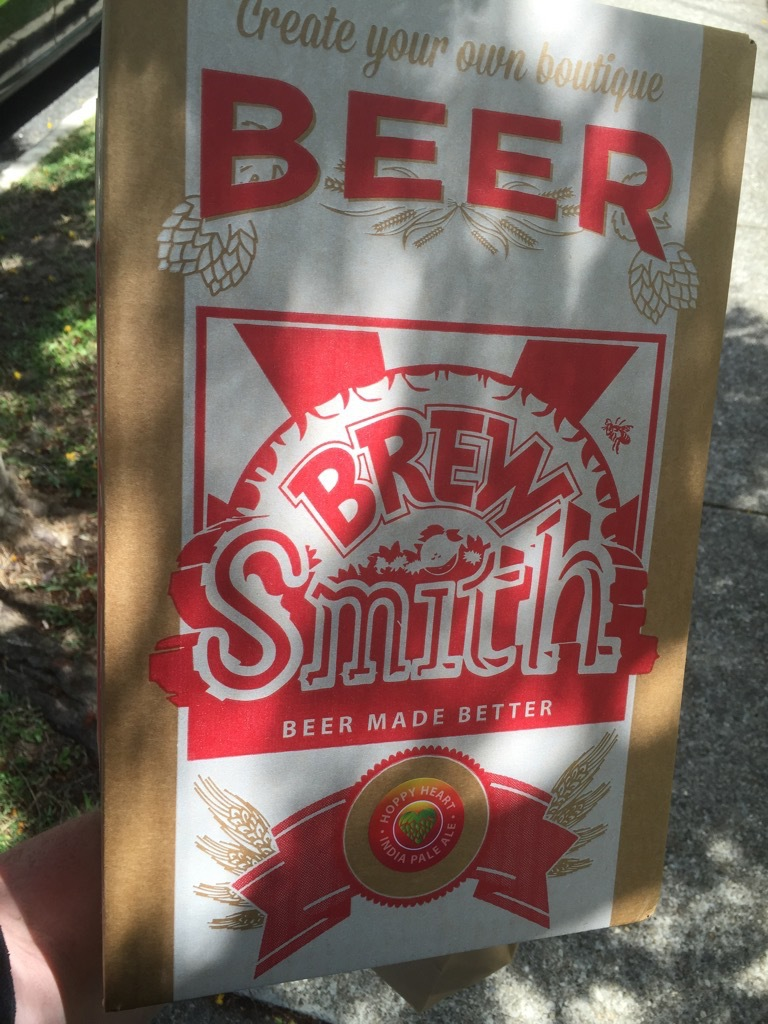Brew Smith Packaging